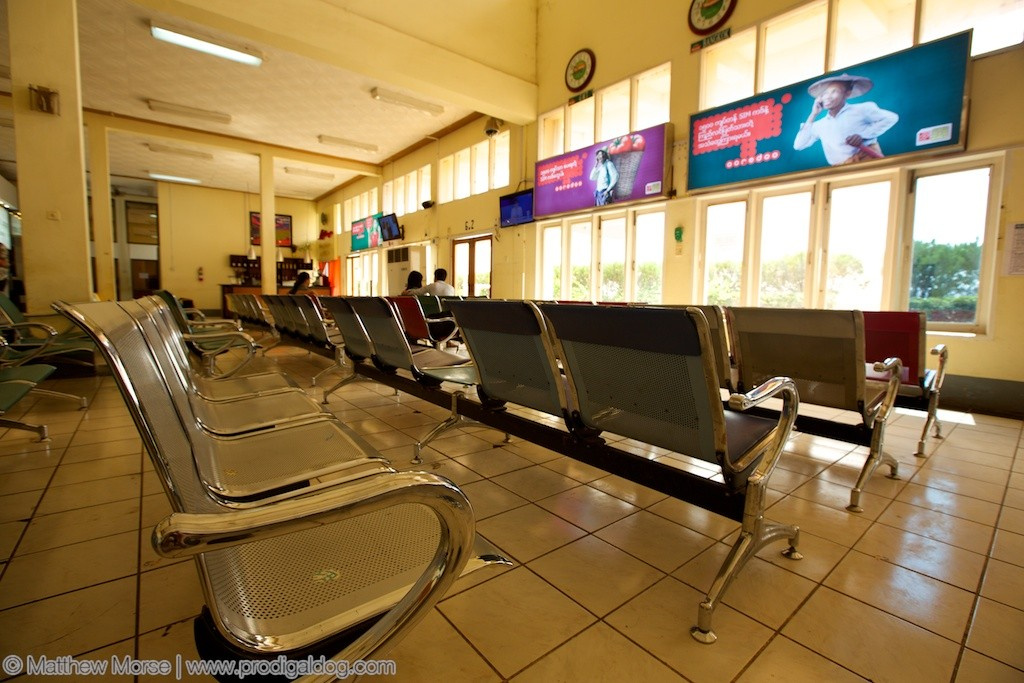 How to get to Inle Lake Heho Airport