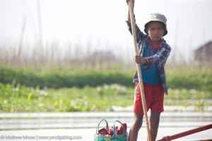 Getting to Inle Lake