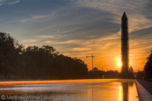 National Mall Sunrise