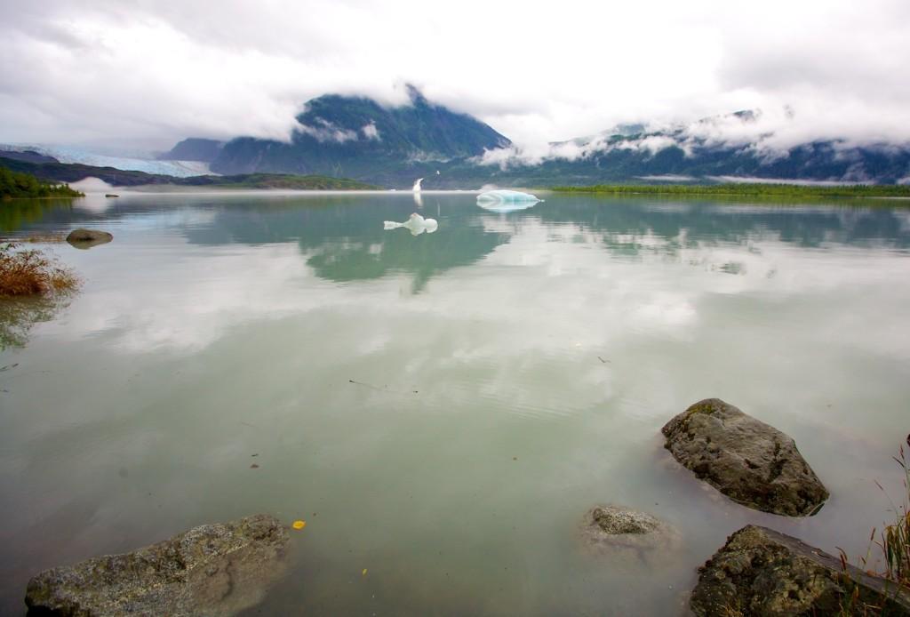 Alaska Glaciers Mendenhall